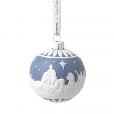 Christmas Nativity Bauble Ornament