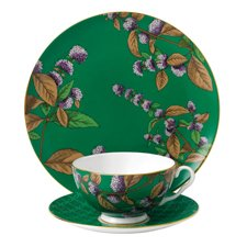Wedgwood Tea Garden Green Tea & Mint 3 Piece Set