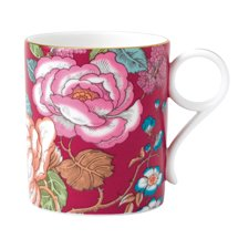Wedgwood Tea Garden Raspberry Mug 200ml