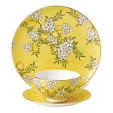 Wedgwood Tea Garden Lemon & Ginger 3 Piece Set