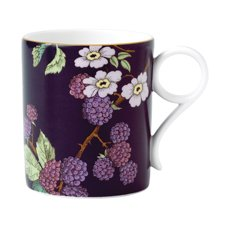 Wedgwood Tea Garden Blackberry Mug 200ml