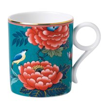 Paeonia Blush Mug Green
