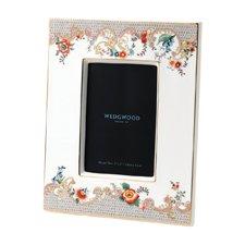 "Wedgwood Wonderlust Rococo Flowers Frame 4""x6"""