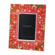 "Wedgwood Wonderlust Crimson Jewel Frame 4""x6"""