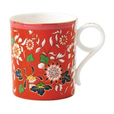 Wedgwood Wonderlust Crimson Jewel Mug Small 200ml