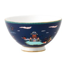 Wedgwood Wonderlust Blue Pagoda Bowl 11cm