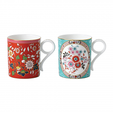 Wonderlust Small Mugs Set of 2