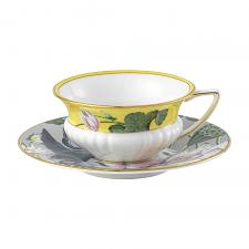 Wonderlust Waterlily Teacup & Saucer 140ml