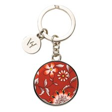 Wedgwood Wonderlust Crimson Jewel Keyring