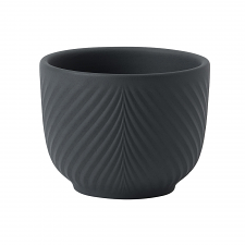 Folia Mini Pots Shadow Grey