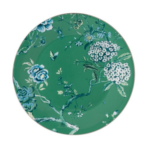 Jasper Conran At Wedgwood Chinoiserie Green Plate 27cm