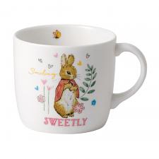 Peter Rabbit Pink Mug