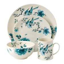 Wedgwood Blue Bird 16 Piece Set