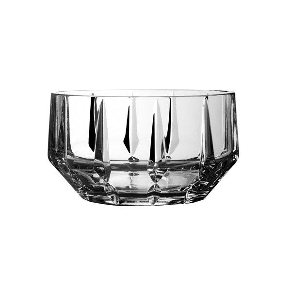 Vera Wang Wedgwood Peplum Crystal Bowl 23cm