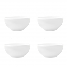 Vera Wang Vera Perfect White Bowl 15cm Set of 4