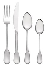 Vera Wang Wedgwood Surrey 16 Piece Cutlery Set