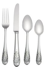 Vera Wang Wedgwood Harrow 16 Piece Cutlery Set