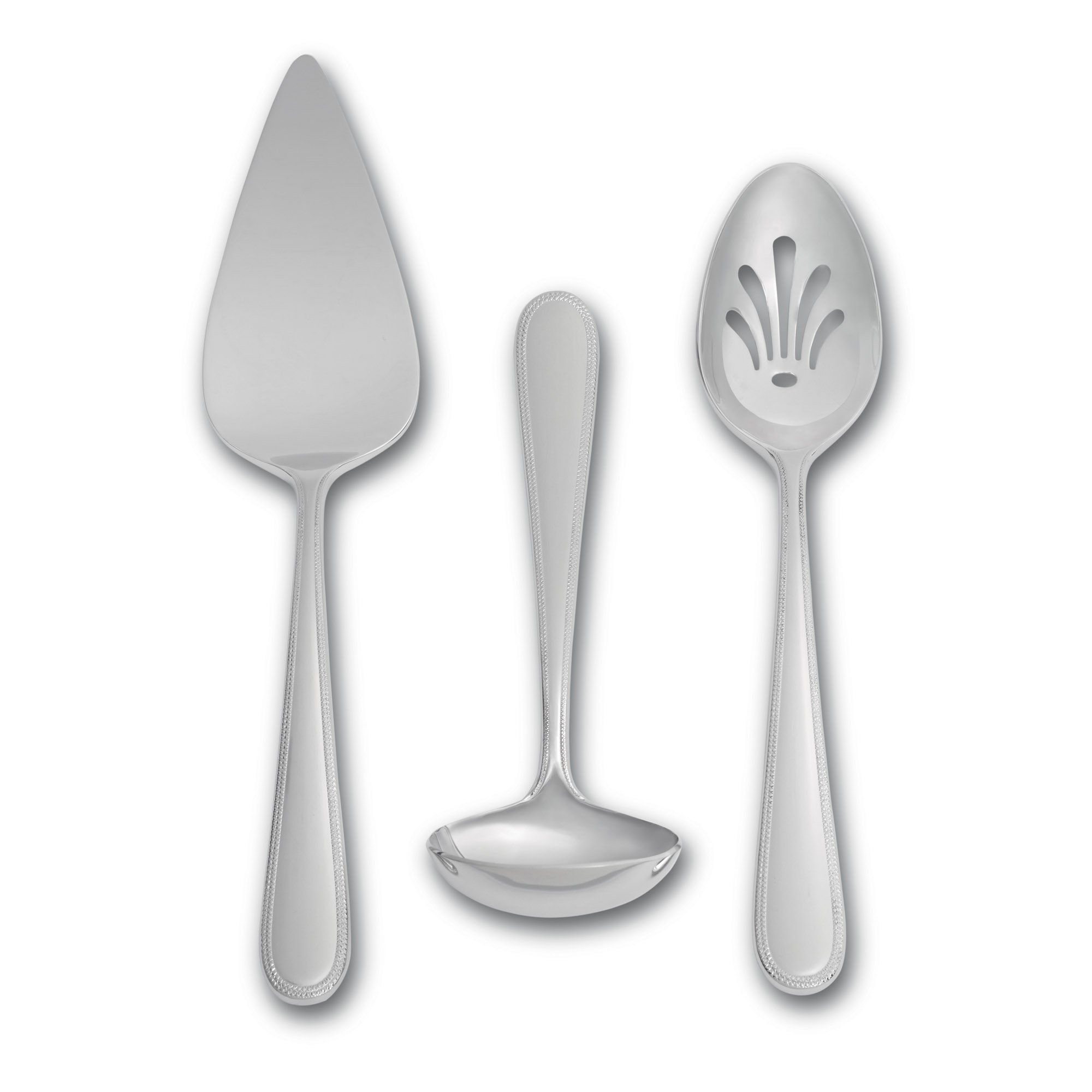 Vera Wang Wedgwood Infinity 3 Piece Serving Set