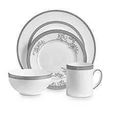 Vera Wang Vera Lace 4 Piece Place Setting