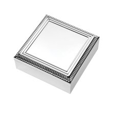 Vera Wang With Love Square Keepsake Box 14cm