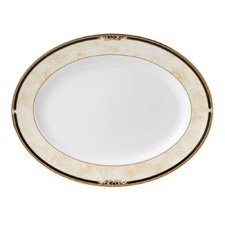 Cornucopia Oval Dish 39cm
