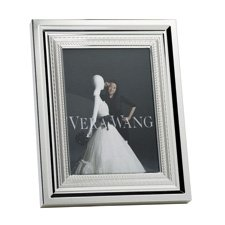 "Vera Wang Wedgwood With Love Silver Giftware Frame 5""x7"" (12.5x18cm)"