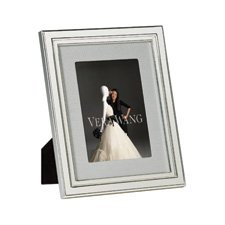 "Vera Wang Chime Silver Giftware Frame 8""x10"" (20x25cm)"