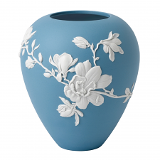 Magnolia Blossom Large Vase 18cm