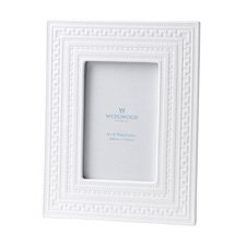 "Wedgwood Intaglio Giftware White Frame 4X6"" (10X15cm)"