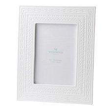"Wedgwood Intaglio Giftware White Frame 5X7"" (12.5X18cm)"
