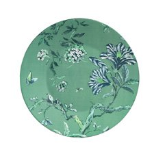 Jasper Conran At Wedgwood Chinoiserie Green Plate 23cm