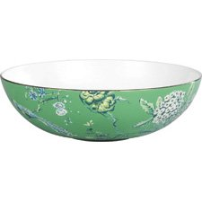 Jasper Conran At Wedgwood Chinoiserie Green Serving Bowl 30cm