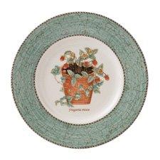 Sarah's Garden Plate 20cm Green
