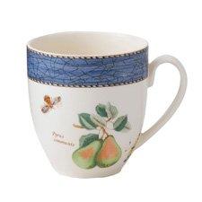 Sarah's Garden Mug Blue