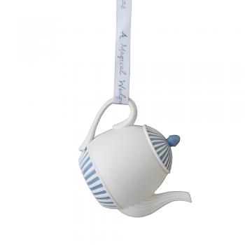 Christmas Iconic Teapot Ornament