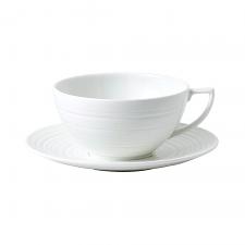 Jasper Conran Strata Teacup & Saucer
