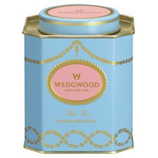 Wedgwood Tea English Breakfast 140G Caddy