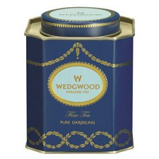 Wedgwood Tea Pure Darejeeling 125G Caddy