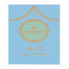 Wedgwood Tea English Afternoon 25 Teabag