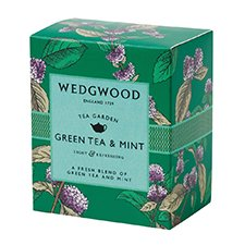 Wedgwood Tea Garden Green Tea & Mint Tea 60g