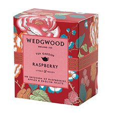 Wedgwood Tea Garden Raspberry Tea 60g