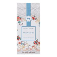 Wedgwood Wonderlust Rococo Flowers White Blend Tea