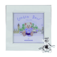 Wedgwood London Photo Frame 8x8cm