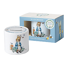 Wedgwood Peter Rabbit Boy Moneybox