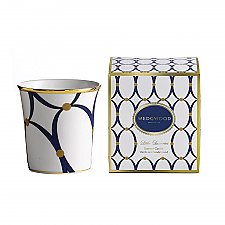 Wedgwood Little Luxuries Renaissance Gold Candle: Vanilla & Sandalwood Fragrance