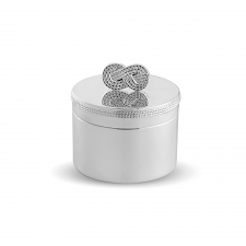 Vera Wang Wedgwood Infinity Baby Tooth Box