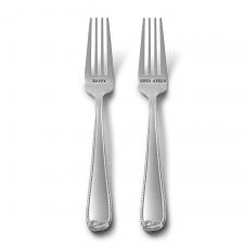 Vera Wang Wedgwood Infinity Forks Set of 2