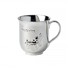 Peter Rabbit Silver Baby Cup