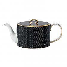 Wedgwood Arris Accent Teapot 1ltr