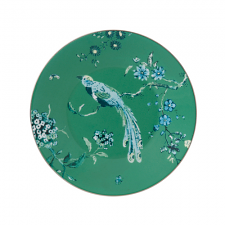 Jasper Conran At Wedgwood Chinoiserie Green Plate 18cm
